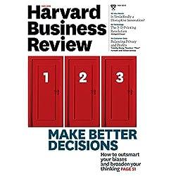 Harvard Business Review, May 2015
