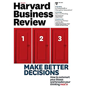 Harvard Business Review, May 2015 Periodical