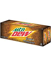 Mountain Dew Livewire Cans 12x355mL