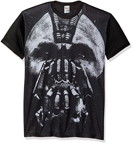 Trevco Men's Batman Dark Knight Rises Sublimated T-Shirt at Gotham City Store