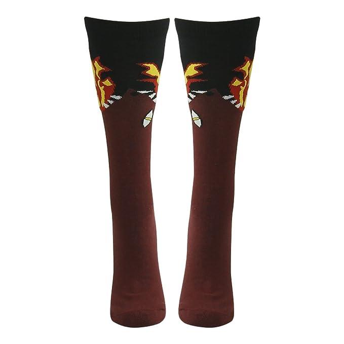 Running Socks, Gmark Womens Novelty Moisture Wicking Shark Bite Shark Attack Inspirational Athletic Sock 1