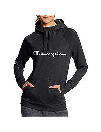 Champion Womens Standard Fleece Pullover Hoodie