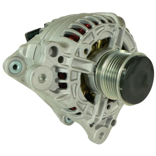 2003 Volkswagen Jetta Alternators - DB Electrical ABO0229 Alternator (For Volkswagen 1.8L 1.9L 2.0L Beetle 99 00 01 02 03 04 05 & Golf Jetta)
