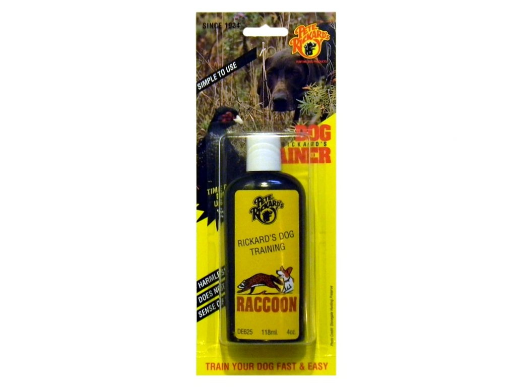 Pete Rickard's Raccoon Dog Training Scent, 4-Ounce