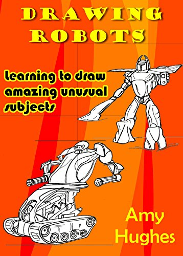 Drawing Robots: Learning to draw amazing unusual subjects