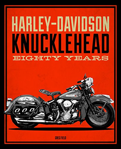 Pdf Transportation Harley-Davidson Knucklehead: Eighty Years