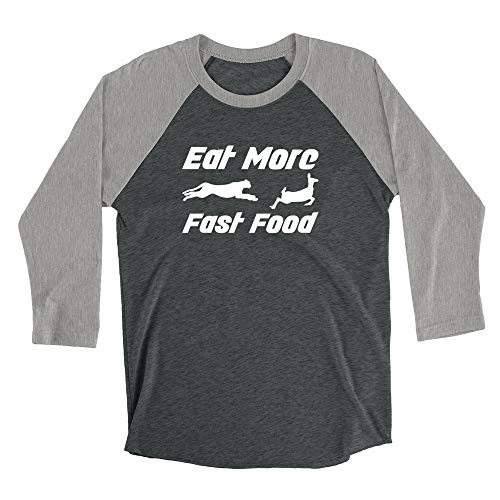 Eat More Fast Food, A.W.6051, B_P_H, 2XL