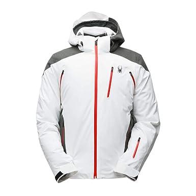8bd2352ff997 Amazon.com  Spyder Garmisch Gore-TEX Insulated Ski Jacket Mens  Clothing