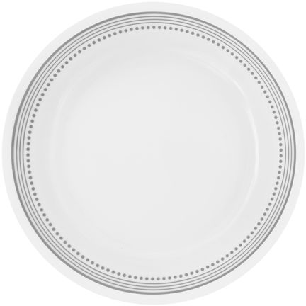 "Corelle® Livingware™ Mystic Gray 8.5"" Plate - Corelle"
