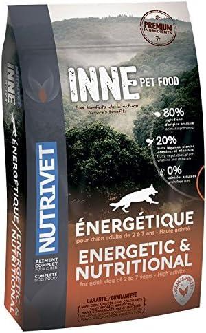 12 kg. nutrivet Inne Dog Energetic comida seco para perros ...