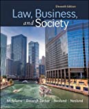 img - for Law, Business and Society (Irwin Business Law) book / textbook / text book
