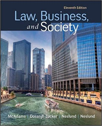 Law Business And Society 11th Edition Pdf