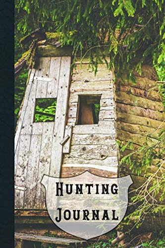 Hunting Journal: Compact hunting journal for all your hunt records - Forester ()