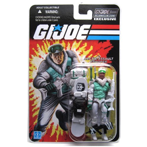 Iceberg GI Joe Convention 2013 Exclusive Carded Action (Gi Joe Carded)