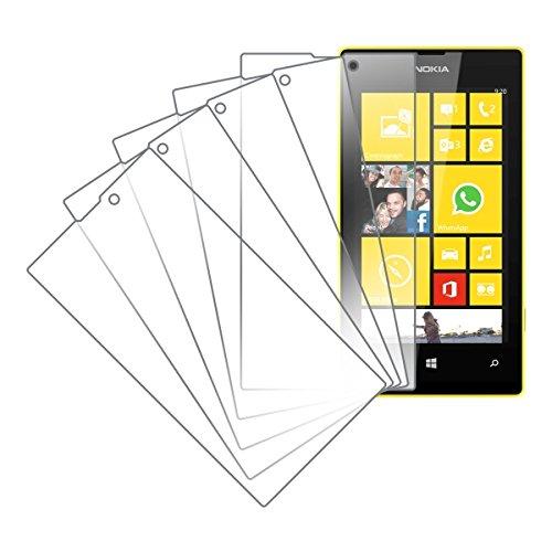 Nokia Lumia 520 Screen Protector Cover, MPERO Collection ...