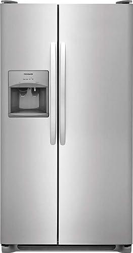 Amazon.com: Frigidaire FFSS2615TS Refrigerador lateral a ...