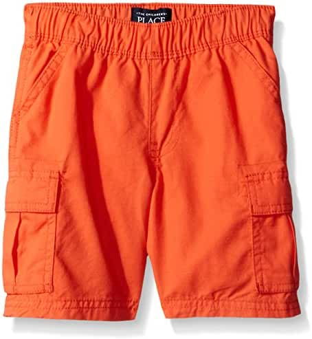 The Children's Place Toddler Boys' His Li'l Pull on Cargo Short