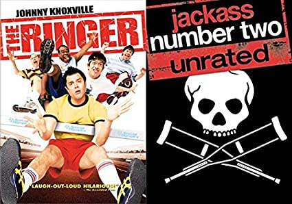 Amazon Com Johnny Knoxville S Questionable Comedy Double