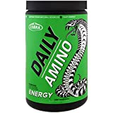 Cobra Labs Daily Amino 30 Serve, Crisp Green Apple, 255 Gram