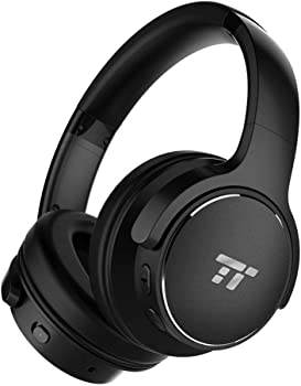 TaoTronics Noise Cancelling Bluetooth Headphones with Mic