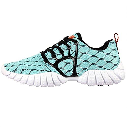 Sport Running Mesh Women's Shoes Light Aleader Blue Lightweight zfwtqxA