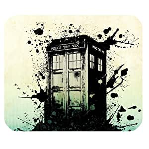 Pink Ladoo? Doctor Who Movie & TV Customized Rectangle Mousepad Dalek To Victory by mcsharks