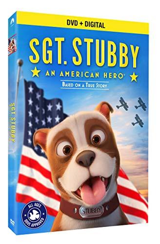 Sgt. Stubby: An American Hero ()