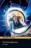 Penguin Readers 4: Time Machine, The Book & MP3 Pack (Pearson English Graded Readers) - 9781408294475