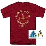 Popfunk Star Trek Starfleet Academy T Shirt & Exclusive Stickers