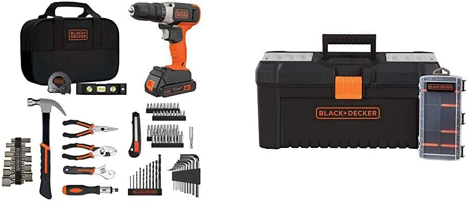 beyond by BLACK+DECKER Home Tool Kit 20V Driver Selling rankings MAX Drill Dealing full price reduction with