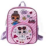 L.O.L. Surprise! Glam Bling Bow Pink Backpack
