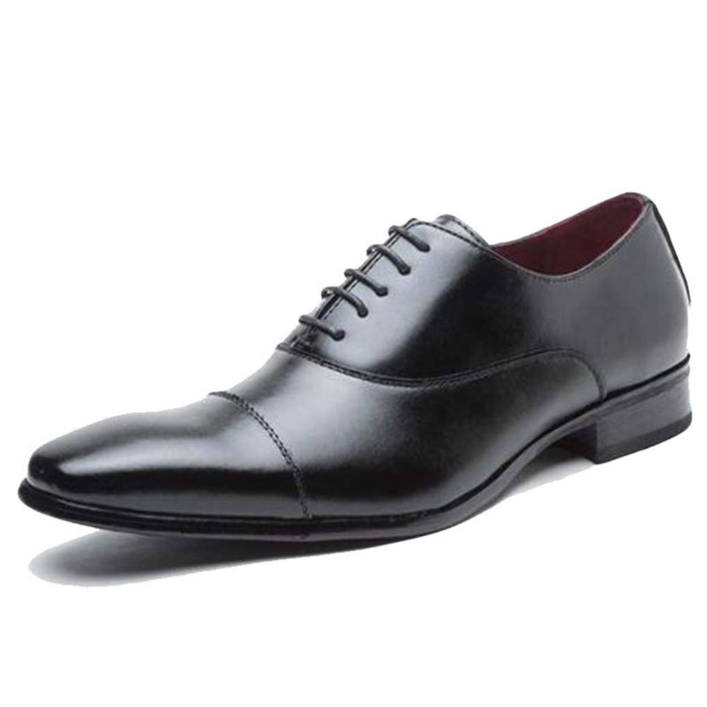 707bfef4bc199 Amazon.com: Starttwin Men Formal Shoeslace-up Comfort Wedding Party ...