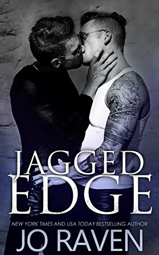 Jagged Edge: Jason and Raine - M/M romance by [Raven, Jo]
