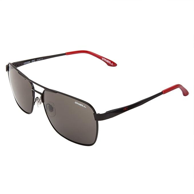 982f874c8d O ' Neill gafas de sol - Cruzer negro y rojo gafas de sol: Amazon.es ...