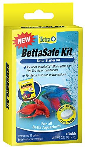 8 Pack Kit (Tetra 77342 BettaSafe Kit Tablets, 8-Count)