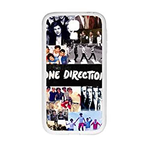 SANYISAN One Direction White galaxy s4 case
