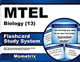 MTEL Biology (13) Flashcard Study System: MTEL Test Practice Questions & Exam Review for the Massachusetts Tests for Educator Licensure (Cards)