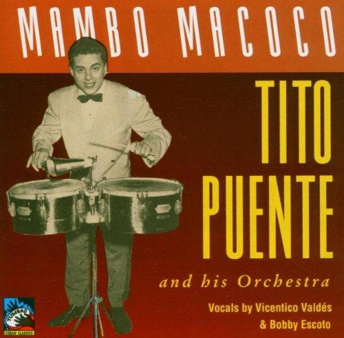 CD : Tito Puente - Mambo Macoco 1949-1951 (CD)