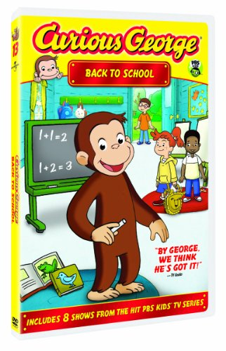 Curious George: Back to
