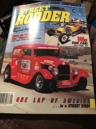 (STREET RODDER Magazine September 1987 Volume 16 No. 9 (NSRA Regional Events, Disc Brake Components, Thom Taylor Fantom-izes Fat Fenders) )