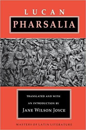 Book Pharsalia (Masters of Latin Literature)