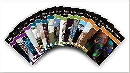 Garnet Oracle Readers Set