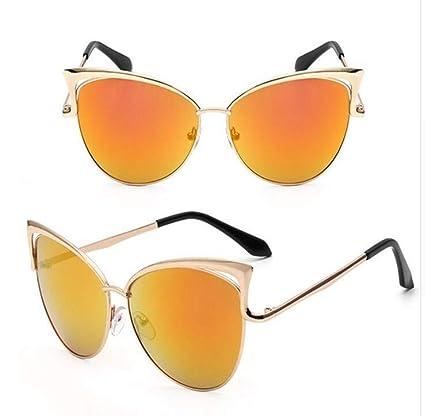 LAMAMAG Gafas de sol Gafas de Sol de Ojo de Gato para Mujer ...