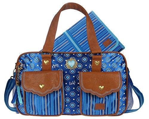 Lief!440-6712-2 - Bolsa para pañales, color azul