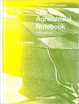 Book Agricultural Notebook