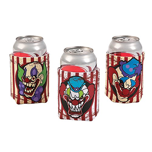 Halloween Party Favors Carnevil Can Covers (1 Dozen) for $<!--$18.66-->