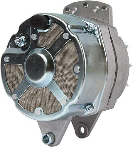 New DELCO Style UNIT MARINE APPICATIONS ADDL INFO: DELCO 10SI TYPE CONVERSION ADDL INFO: DESIGNED TO REPLACE PRESTOLITE ADDL INFO: DUAL TOP EAR VERSION ADDL INFO: 94 AMPS SEARCH: 491918 SEARCH: 493547 493559 PRESTOLITE Rotation:CW Mtg Ear 1 Ho STD. 61A