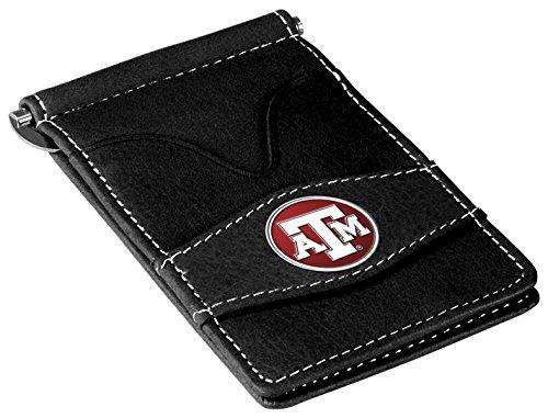 NCAA Texas A&M Aggies Players Wallet - Black