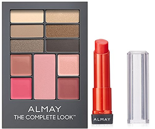 Almay Smart Shade Butter Kiss Lipstick #40  and The Complete