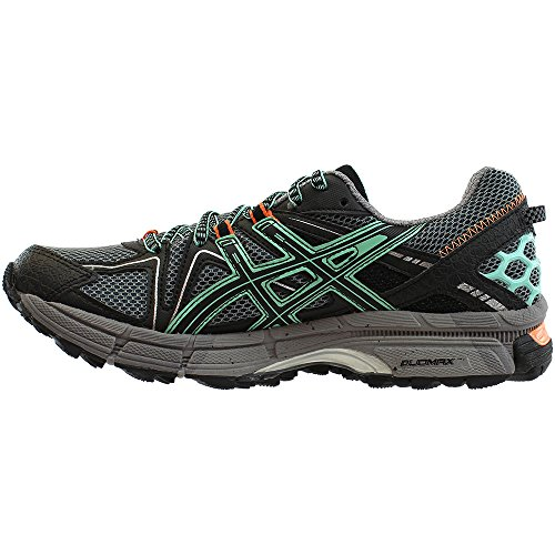 Gel Black Hot Green Kahana Trail Runner Asics Ice Orange 8 7HP6wwq